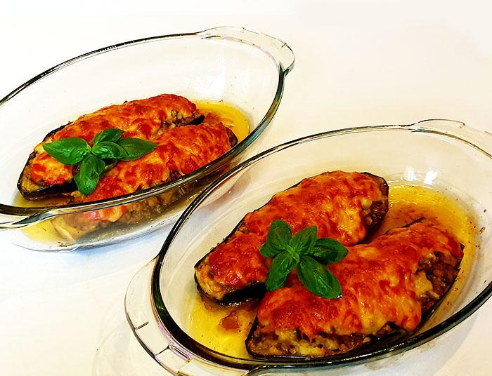 рецепт баклажанов в духовке