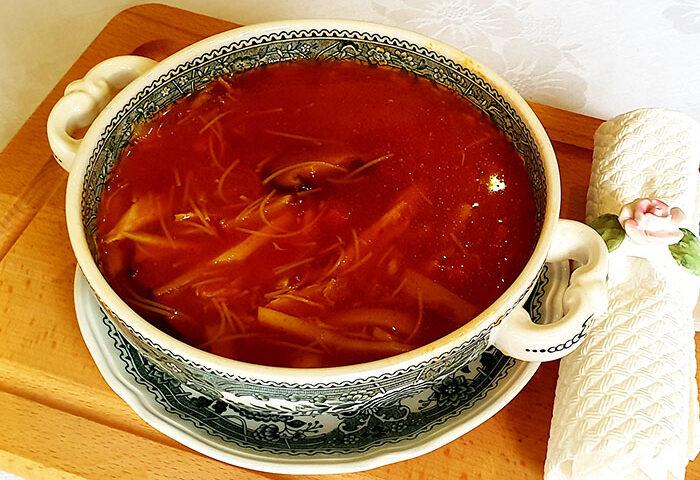 пекинский суп