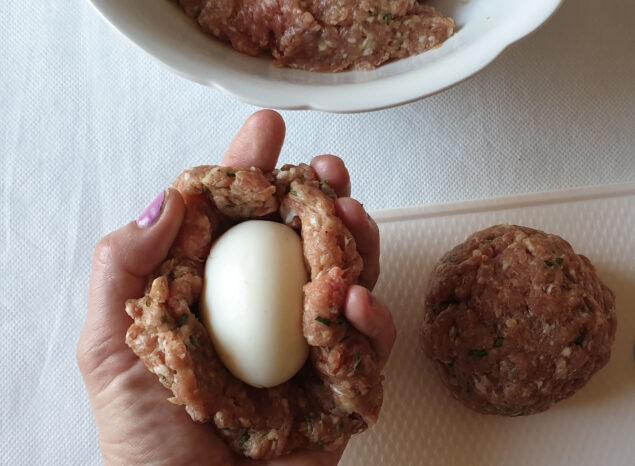 яйцо-в-фарше